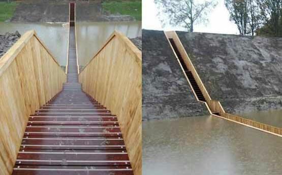 پل حضرت موسی در هلند