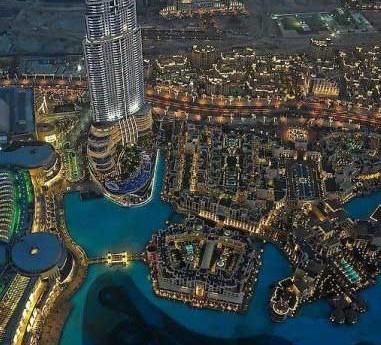 برج خلیفه دبی و مستند ساخت آن + فیلم